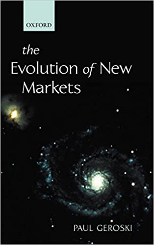 The evolution of markets
