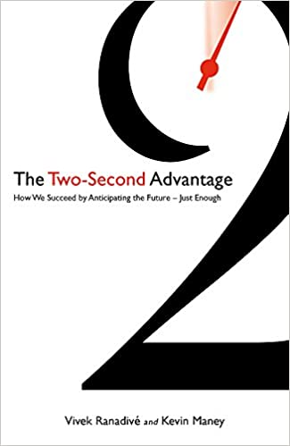 category creation the 2 second advantage book