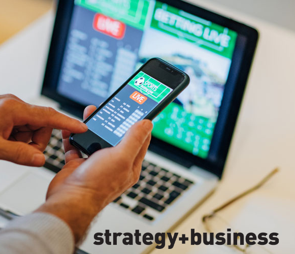 strategy + business kevin maney