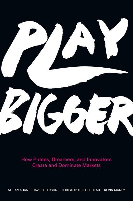 Category Design Play Bigger Book
