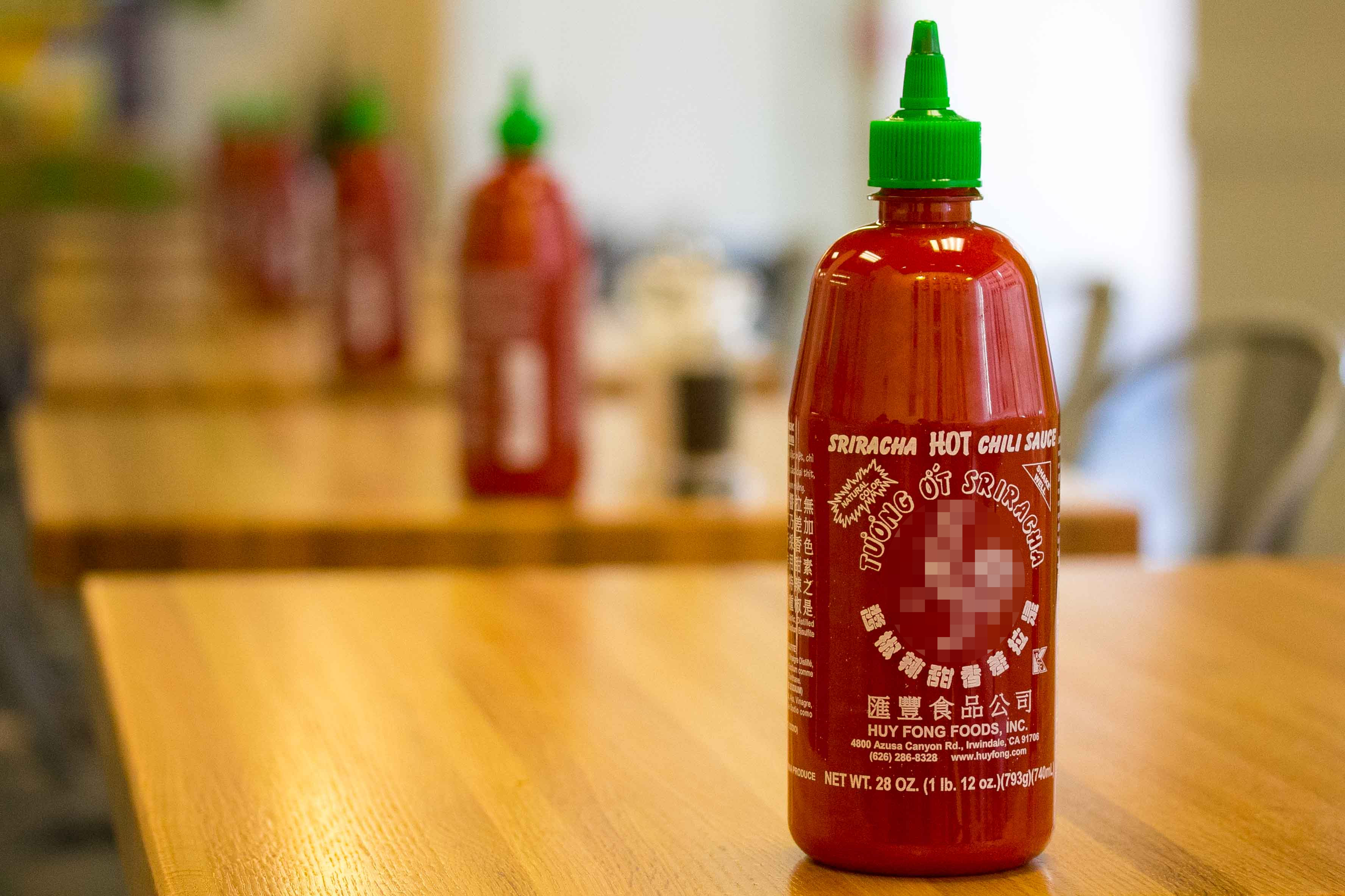 why category design and not trademarking your name is best: siracha